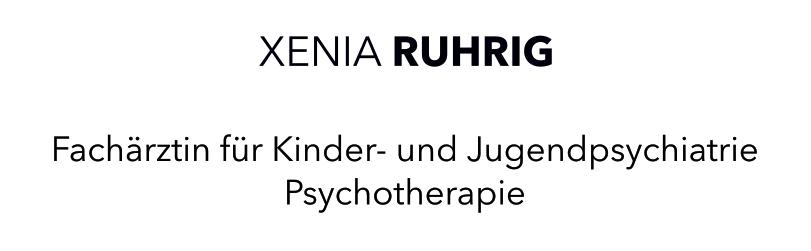 Datenschutz Praxis Xenia Ruhrig